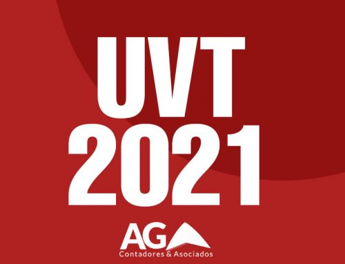 UVT 2021, valor de la UVT para 2021